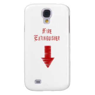 Fire Extinguisher Samsung Galaxy S4 Covers