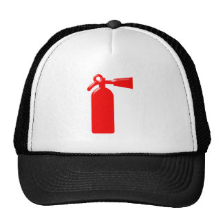 Fire extinguisher fire more extinguisher mesh hats