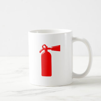 Fire extinguisher fire more extinguisher coffee mugs