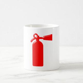 Fire extinguisher fire more extinguisher mug