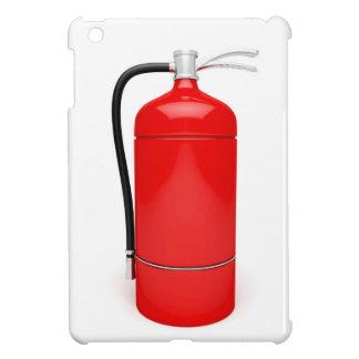 Fire extinguisher iPad mini cover