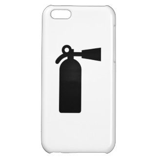 Fire Extinguisher Case For iPhone 5C