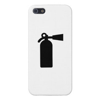 Fire Extinguisher Cover For iPhone 5