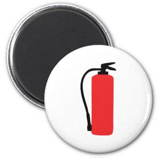 fire extinguisher refrigerator magnet