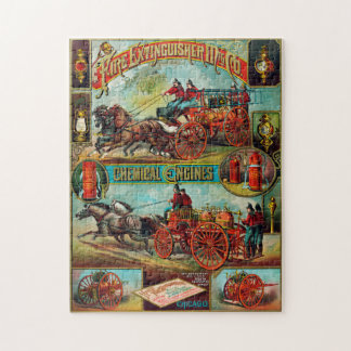 Fire Extinguisher Mfg Co Puzzle
