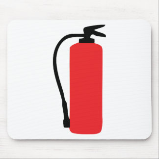 fire extinguisher mouse pads