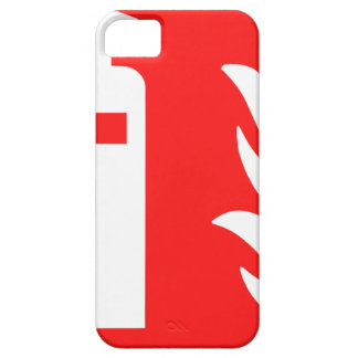Fire Extinguisher Symbol iPhone 5 Covers