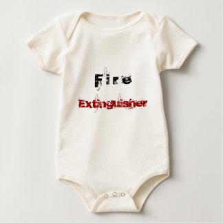 Fire Extinguisher Bodysuits