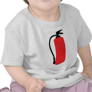 fire extinguisher t shirt