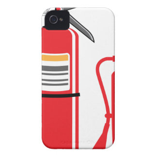 Fire extinguisher Vector iPhone 4 Case-Mate Case