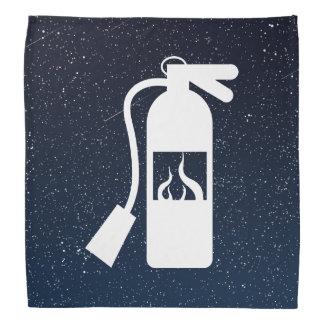 Fire Extinguishers Graphic Bandanas