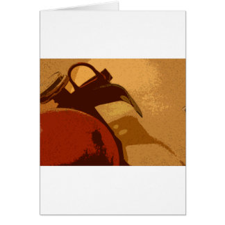 Fire Extinquisher Greeting Card
