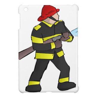 Fire Fight iPad Mini Cover