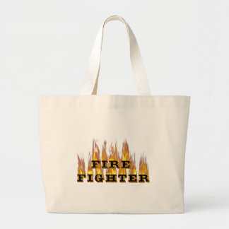 Fire Fighter Canvas Bags