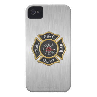 Fire Fighter Deluxe iPhone 4 Case