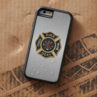 Fire Fighter Deluxe Tough Xtreme iPhone 6 Case