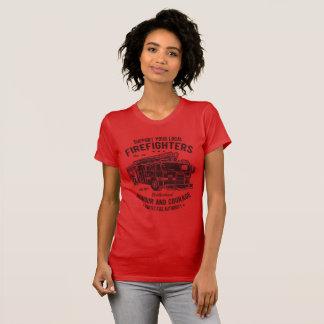 FIRE FIGHTER - FIRE TRUCK T-Shirt