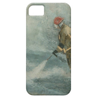 Fire Fighter Fireman iPhone 5 Cases