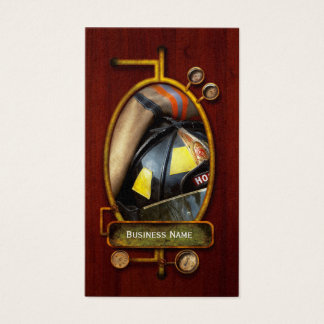 Fire Fighter - Hose company one Business Card