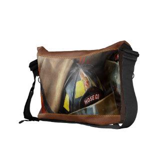 Fire Fighter - Hose company one Messenger Bag