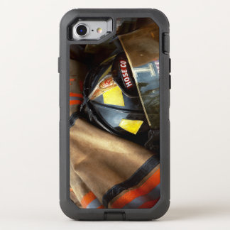 Fire Fighter - Hose company one OtterBox Defender iPhone 8/7 Case