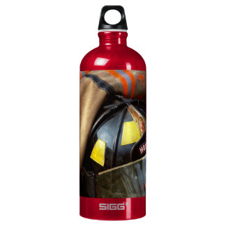 Fire Fighter - Hose company one Water Bottle