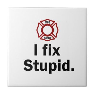 Fire Fighter, I fix Stupid Small Square Tile