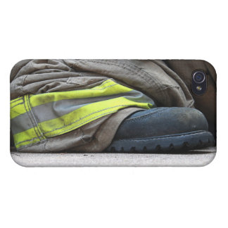 Fire Fighter iPhone 4/4S Cover