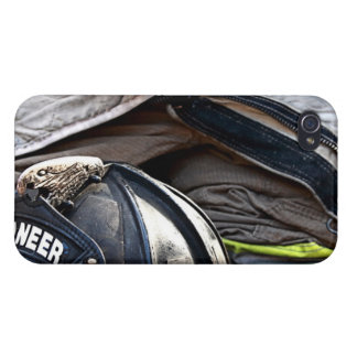 Fire Fighter Cases For iPhone 4