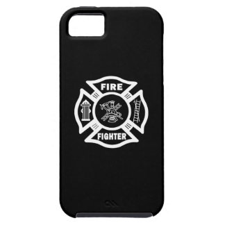 Fire Fighter Maltese Cross iPhone 5 Case