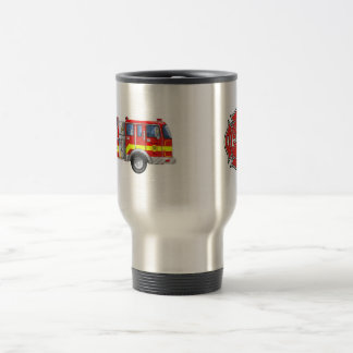 Fire Fighters Travel Mug