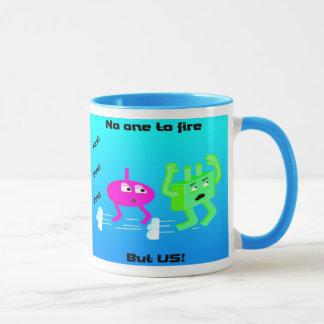 Fire! Fire !Fire! Mug