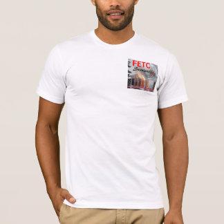 Fire, Firefighter, Firefighting FETC Services T-Shirt