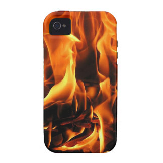 Fire, flames Case-Mate iPhone 4 covers