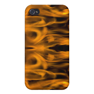 fire flames covers for iPhone 4