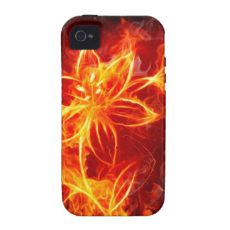 Fire Flower iPhone 4/4S Cover