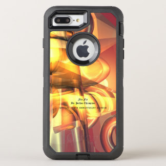 Fire Fly Abstract OtterBox Case (Special Edition)