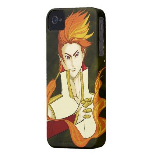 Fire God iPhone 4 Case-Mate Case
