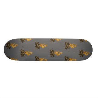 Fire Grey Skate Boards