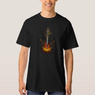 fire guitars T-Shirt