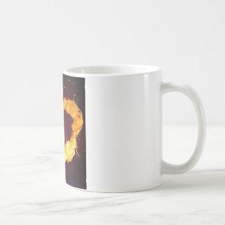 FIRE HEART COFFEE MUGS