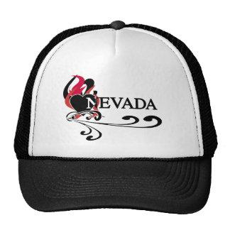 Fire Heart Nevada Cap