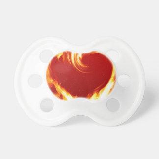 fire-heart pacifiers