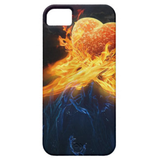 Fire Hearts iPhone 5 Covers