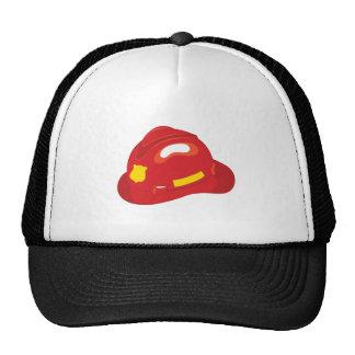 Fire Helmet Cap
