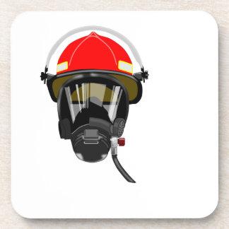 Fire Helmet Coaster