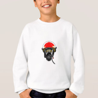 Fire Helmet Sweatshirt