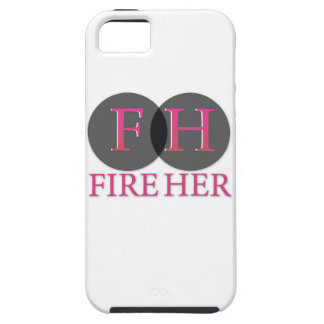 Fire Her iPhone 5/5S, Vibe iPhone 5 Cover