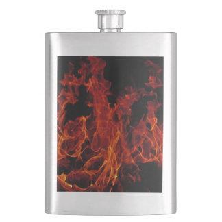 Fire Hip Flask