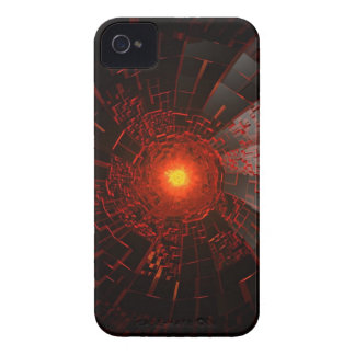 Fire hole iPhone 4 case